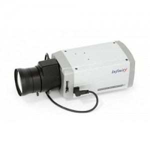 Видеокамера корпусная цветная SR-DDN650ED