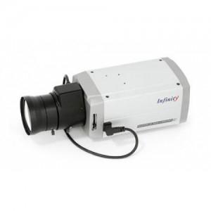 Видеокамера корпусная цветная SR-TDN650ED