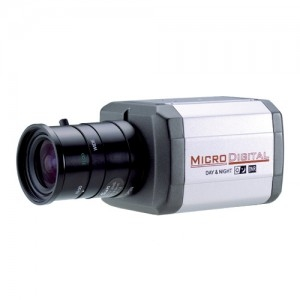 Видеокамера корпусная черно-белая MDC-4122C