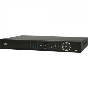 Видеорегистратор цифровой 16 канальный RVi-R16LB-PRO