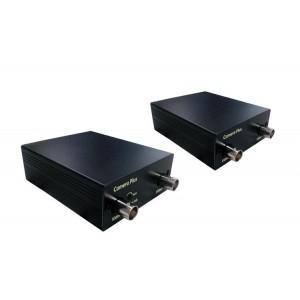 Уплотнитель 2-х видеосигналов M2+DM2