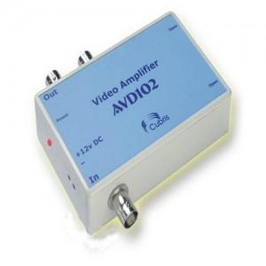 Разветвитель-усилитель видеосигнала AVD-102