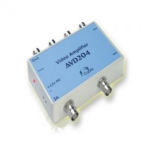 Разветвитель-усилитель видеосигнала AVD-204