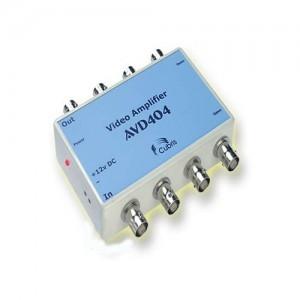 Разветвитель-усилитель видеосигнала AVD-404