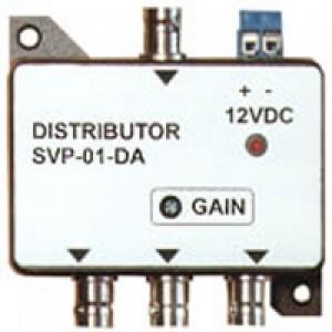Видеоусилитель-распределитель SVP-01-DA