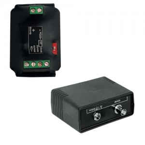 Комплект приемник + передатчик видеосигнала по витой паре СУ-1Т-ДУ-1