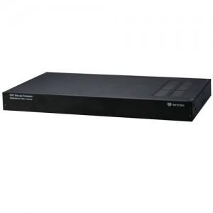 Пассив. 16-и канальный приемопередатчик AVT-16TRX105I (SDVT Compact 16 в slim корпусе 1U 19″)