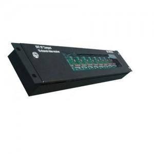 10-й канальный активный блок приема для 19″ стойки AVT-10RX342I (EQ Plus Compact 19″)