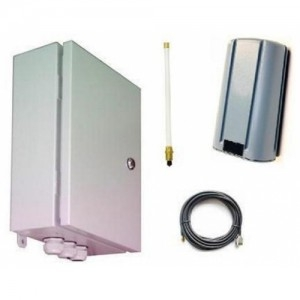 Комплект для передачи видео с подключением до 7 IP-камер BR-025-8