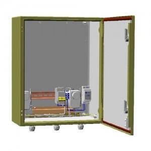 Шкаф монтажный с обогревом ТШ-3