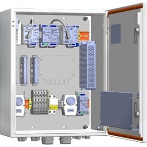Шкаф монтажный с обогревом ТШ-3-05
