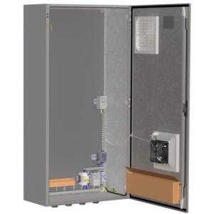 Шкаф монтажный с обогревом ТШ-5-В2