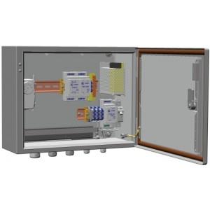 Шкаф монтажный с обогревом ТШ-6-03