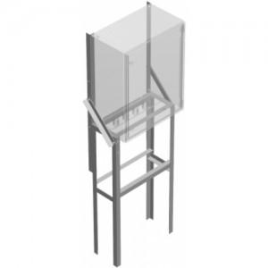 Основание напольное для шкафов ТШ и ШПУ ОНШ-1