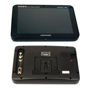 Многофункциональный тестовый видеомонитор для CCTV Rapport 10HD