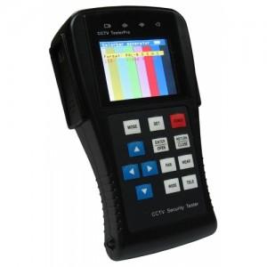 Многофункциональный тестовый видеомонитор для CCTV TS-CАPU-2,8