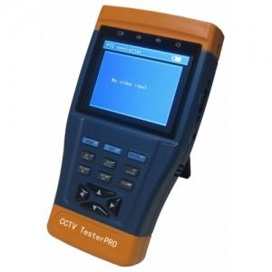 Многофункциональный тестовый видеомонитор для CCTV TS-CAPU-V-3,5