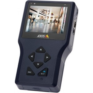 Многофункциональный тестовый видеомонитор для CCTV AXIS T8414 INSTALLATION DISPLAY (5900-142)