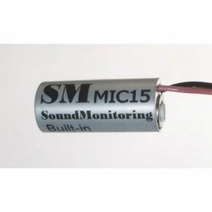 Чувствительный миниатюрный активный микрофон МИК-15