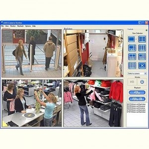 ПО Axis Camera Station Base Pack 4 channels EN (0202-052)