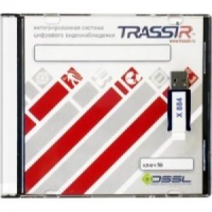 Установочный комплект системы видеонаб. TRASSIR
