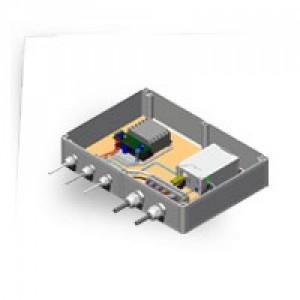 Коробка монтажная герметичная КМГ