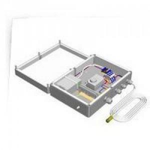Коробка монтажная герметичная с обогревом КМГО-220-01