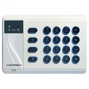 Клавиатура кодовая Риф-КТМ-N без подсветки