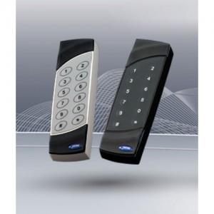 Считыватель proximity карт совмещенный с клавиатурой PR-EH16 серый