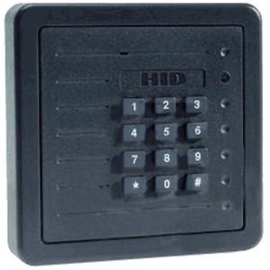 Считыватель proxi-карт со встроенной клавиатурой ProxPro Keypad
