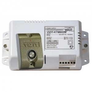 Контроллер для ключей Touch Memory VIZIT-КТМ-602 M