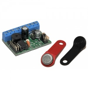 Контроллер для ключей Touch Memory СТМ-12
