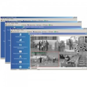 Комплект ПО «Контроль доступа, ОПС» PERCo-SP10