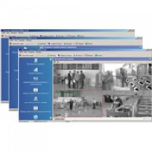Комплект ПО «Контроль доступа с видеоидентификацией, ОПС, Дисциплина, УРВ» PERCo-SP15