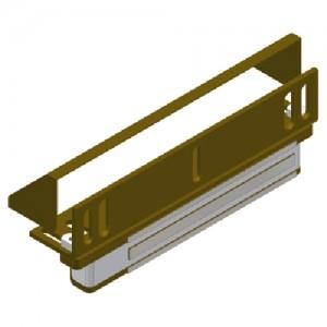 Комплект монтажа электромагнитного замка MK AL-200