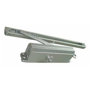Доводчик дверной,серебро Е-605D