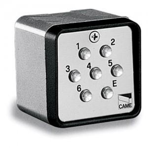 Кодонаборная клавиатура CAME S6000