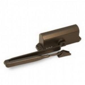 Доводчик дверной,коричневый TS-77 EN2