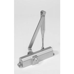 Доводчик дверной,серый TS Compakt