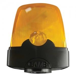Лампа сигнальная в корпусе ABS для уличной установки CAME KLED