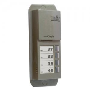 Блок вызова домофона БВД-405А-4