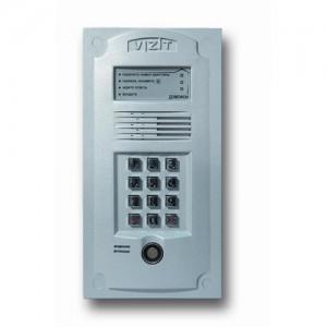 Блок вызова для многоквартирного домофона БВД-N 100