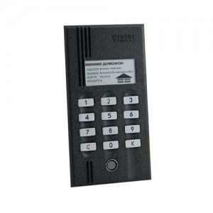 Блок вызова для многоквартирного домофона БВД-М200