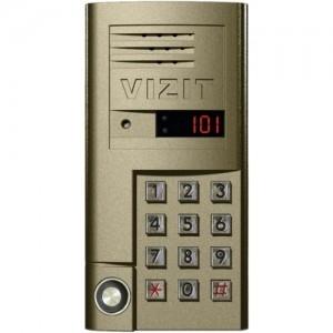 Блок вызова домофона БВД-SM101RCPL
