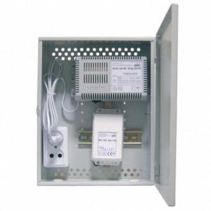 Бокс для монтажа блоков питания, управления и коммутации VISIT-MB1