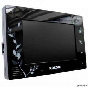 Монитор видеодомофона цветной с функцией «свободные руки» KCV-A374LE