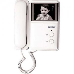 Монитор видеодомофона монохромный с трубкой QM-4MT