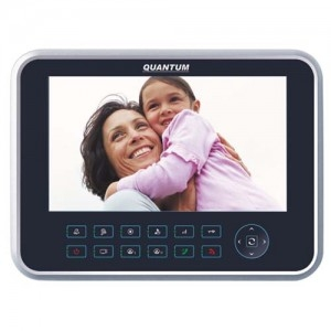 Монитор видеодомофона цветной с функцией «свободные руки QM-901C/200