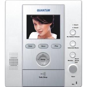 Монитор видеодомофона цветной с функцией «свободные руки QM-503C/64EXEL