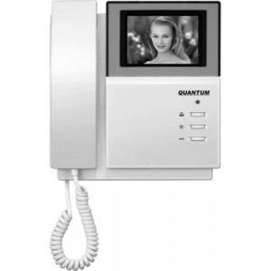 Монитор видеодомофона цветной с трубкой QM-4HPTNC2